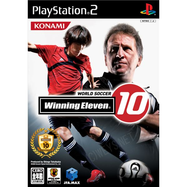 Winning Eleven 2010: Why Japan Has A Pro Evolution Advantage Without A Winning Eleven PS3 Version
