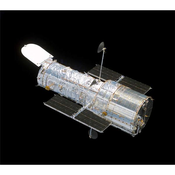 The Hubble Space Telescope (HST)