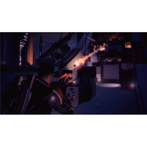 That's Gonna Hurt - Mass Effect 2 Shotgun