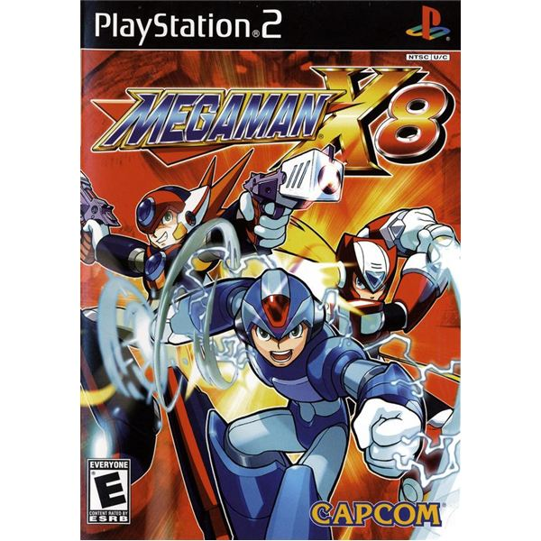 Mega Man X8 Review - A Look at this PS2 Megaman Game from Capcom