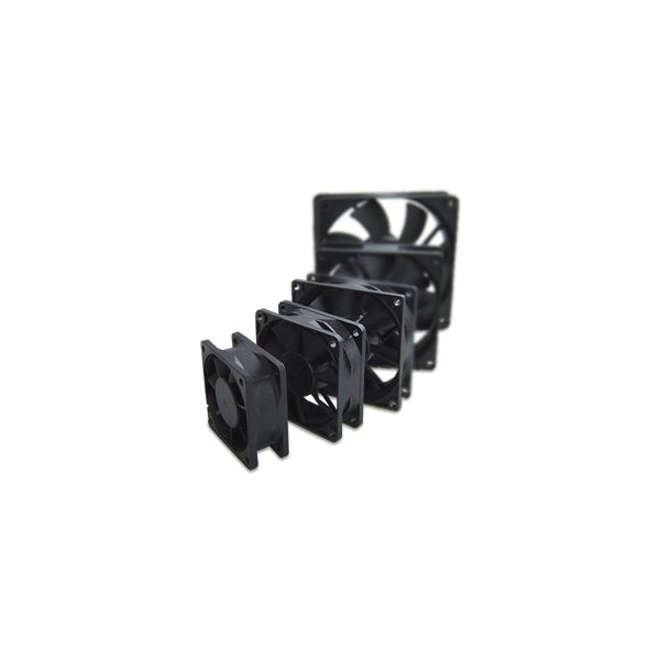 Case Fan Sizes From 40 to 120mm