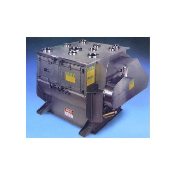 Twin Shaft Paddle Mixer - Construction, Operation, Advantages & Applications
