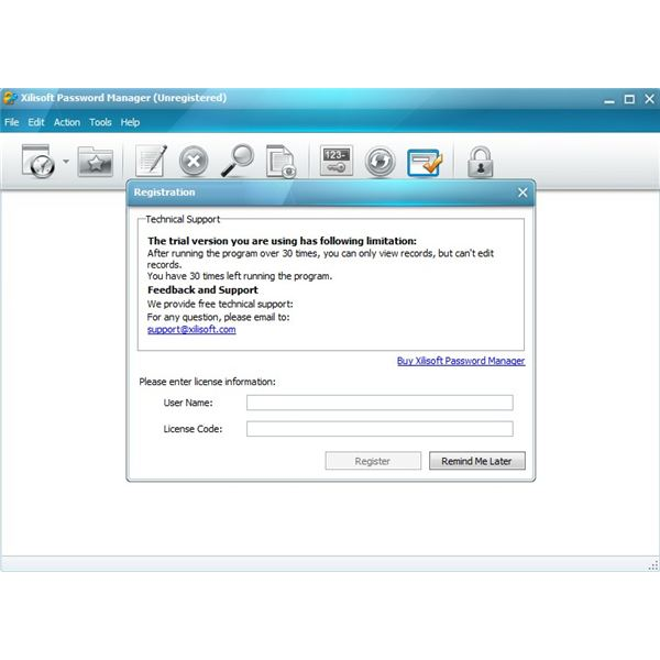 Brighthub Review of Xilisoft Password Manager - Securely Protect Your Online and Offline ...