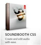 Adobe Soundbooth CS54