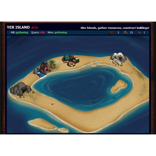 Pirates: Rule the Caribbean MMO Facebook Application