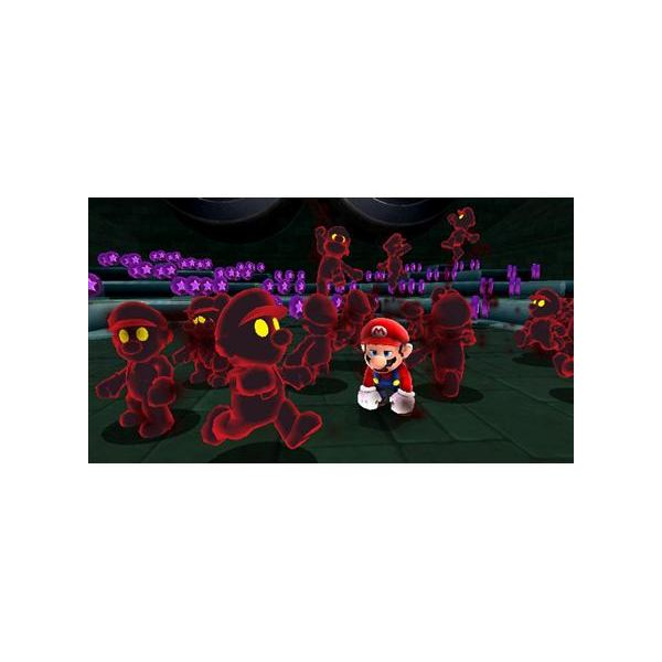 Cosmic Clones in Super Mario Galaxy 2