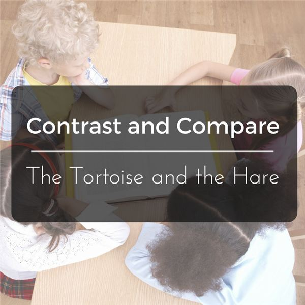 Grade 2 Compare and Contrast Lesson Plan: the Tortoise and the Hare