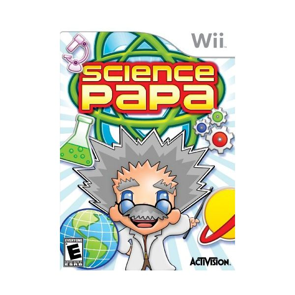 Wii Gamers' Science Papa Video Game Review