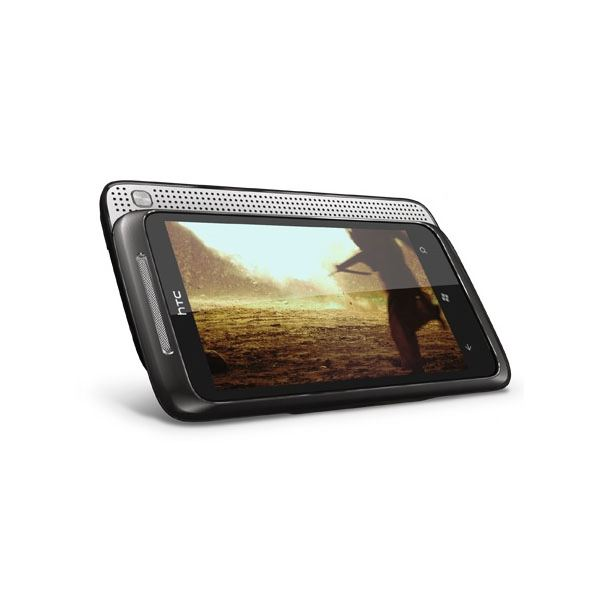 HTC Surround - A Landscape Phone That Has a Portrait OS