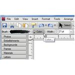 Pick Selections on the Brush Toolbar