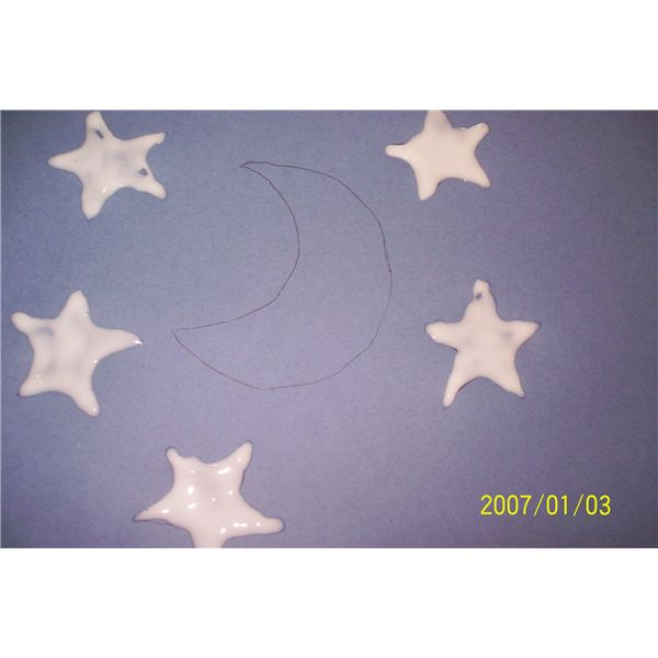 Sun Moon & Stars Craft 007
