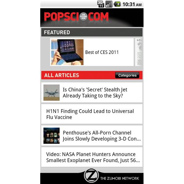 American Scientist Magazine Subscription: Best Android Magazine Apps