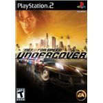 Need for Speed Undercover PS2 Boxshot