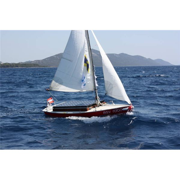 Enviromentally Friendly Sailboat