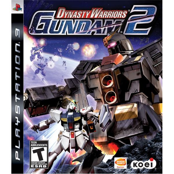 Dynasty Warriors Gundam 2 Review for PlayStation 3
