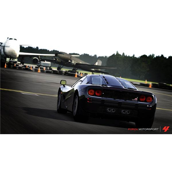 Forza 4 Includes the Top Gear Test Track