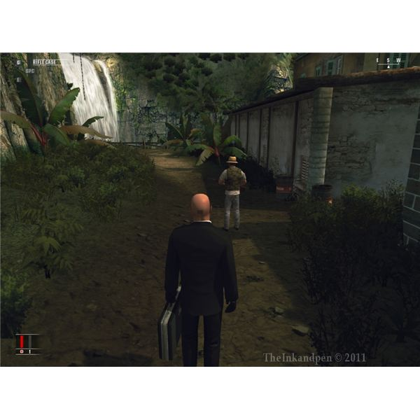 Hitman Blood money - Acquire a disguise