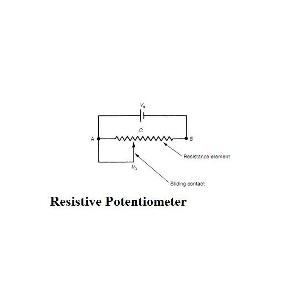 what is potentiometer (pots)? potentiometer transducers or sensors Switch to Potentiometer Wiring-Diagram