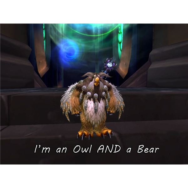 Boomkins and You - Playing a Caster Druid in World of Warcraft
