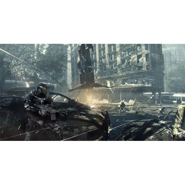 Crysis 2 provides thrilling combat that is fast, fun, and varied.