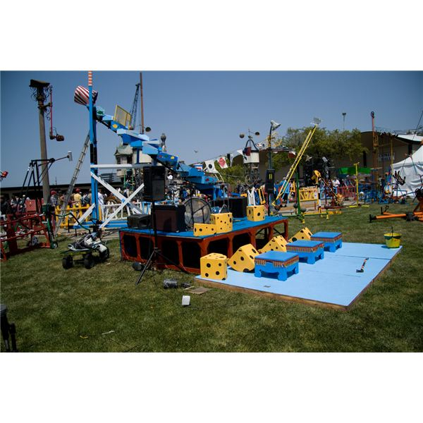 Life Sized Mouse Trap - Maker Faire 2008 by Randy Stewert on Flickr