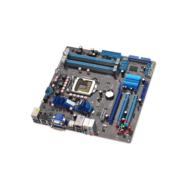 What Does the Green Light on My Motherboard Do?