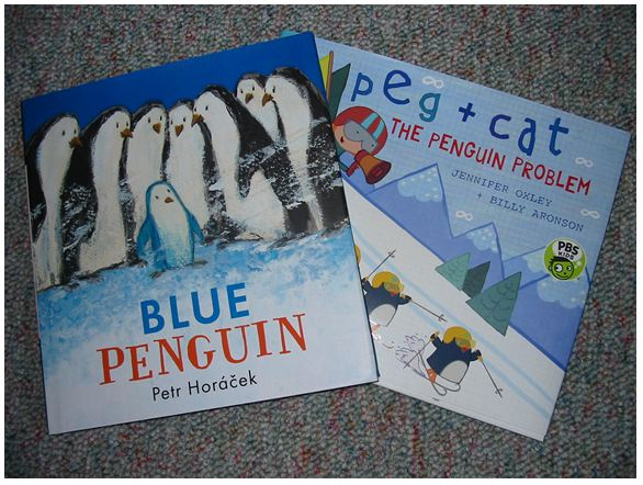 Preschool Penguin Theme Lesson Plan and Activities