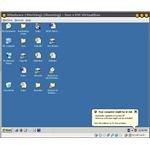 Win XP running in a VirtualBox