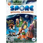 Spore Galactic Adventures takes you across the galaxy and back