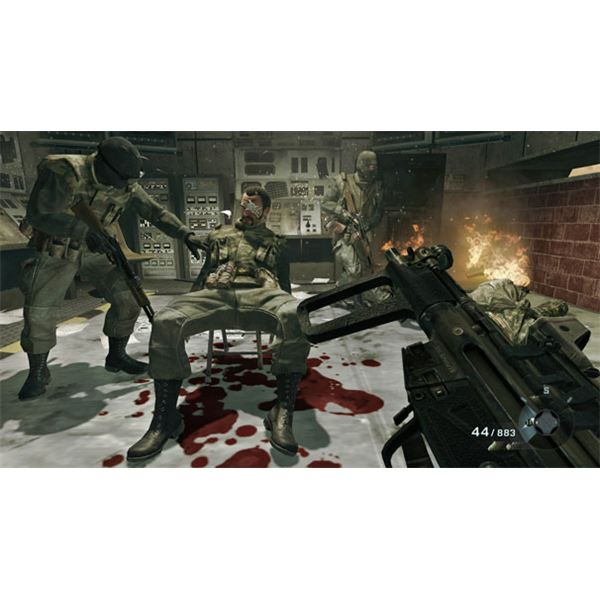 Call of Duty Black Ops: Ranks, Levels and Unlocks