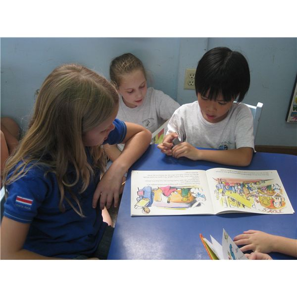 Reading & Making a Comic Strip: Language Arts Activities for Inclusive Classrooms