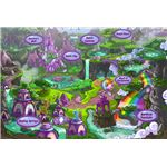 Neopets Faerie Land Map
