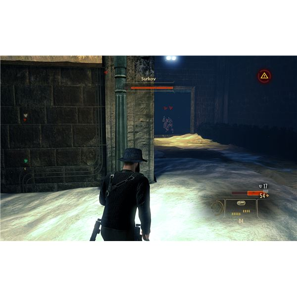 Alpha Protocol Walkthrough - Protecting Surkov