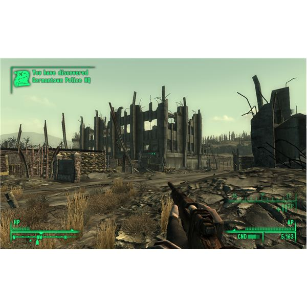 Fallout 3 - Germantown Police HQ