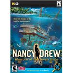 nancy drew ransom of the seven ships box