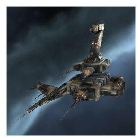 The Guristas Faction Battleship – the Rattlesnake