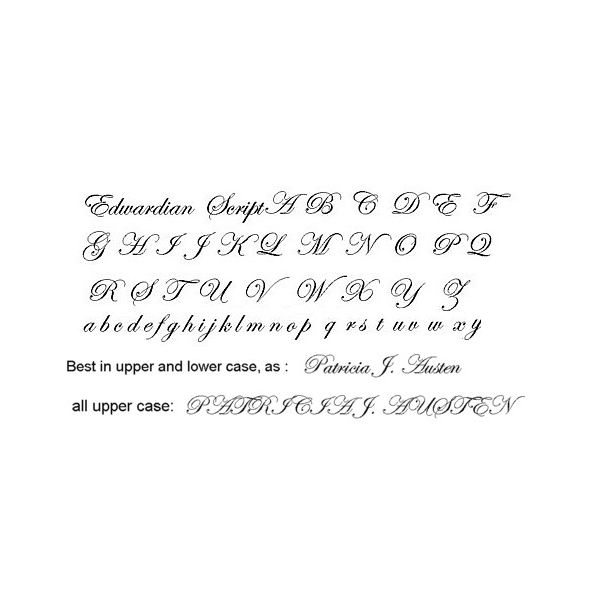 Choosing fonts for invitations which font should you use wedding font stopboris Images