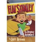 Flat Stanley by Jeff Brown and Macky Pamintuan