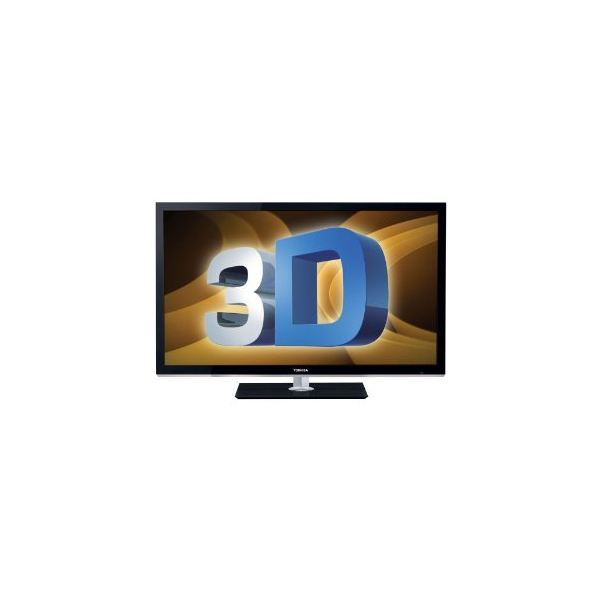 Toshiba 46WX800U 46-Inch 1080p 240 Hz Cinema Series 3D LED TV