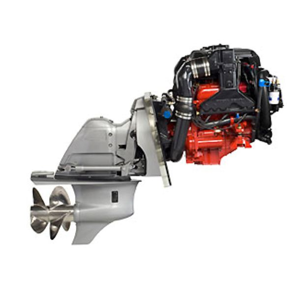 Volvo Pemta gasoline sterndrive from marinefuel website