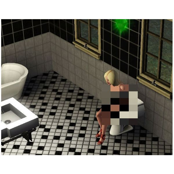 The Sims 3 Bladder