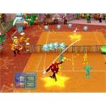 The simple Wii mechanics and motions are easy to learn and use, so tennis is easy to play