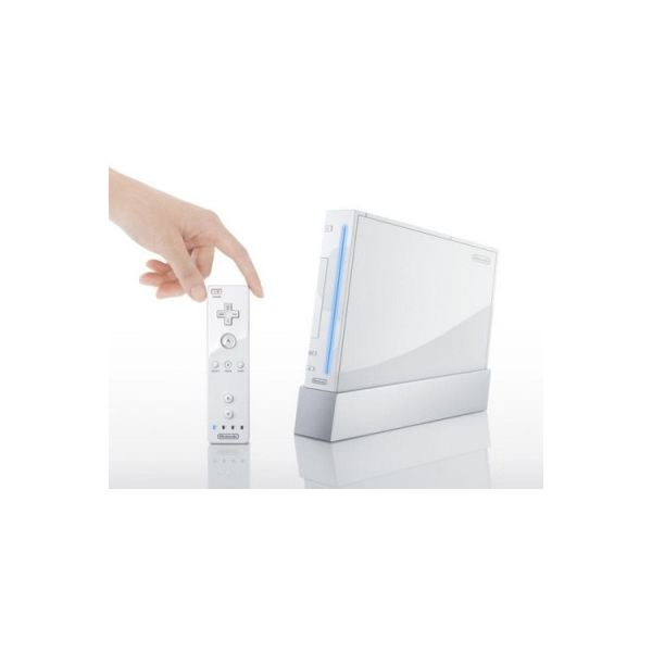 Wii Console Picture