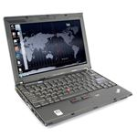 The Lenovo X200 is lightweight and durable