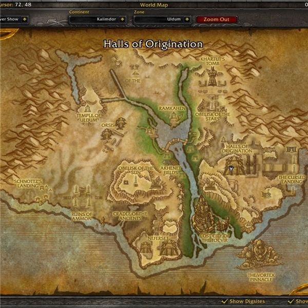 Halls of Origination Guide for Cataclysm