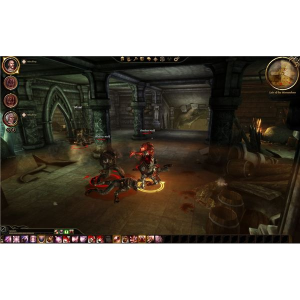 Dragon Age: Origins - Nature of the Beast - Lair of the Werewolves