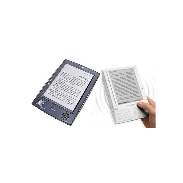 Kindle & Sony Reader: What are the Keyboard Differences?