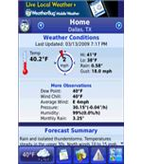 WeatherBug - Weather app for blackberry