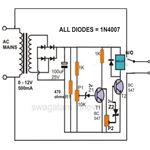 High and Low Voltage Protector Circuit, Image
