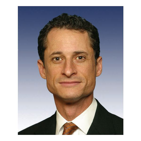 """Anthony Weiner"" by United States Congress/Wikimedia Commons via public domain"
